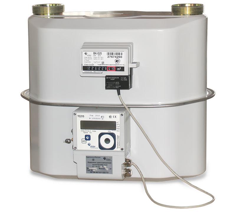Электронный корректор объема газа ТС220 (TC220)