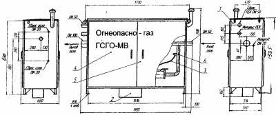 ГСГО-МВ, ГСГО-МВ/25 - цена, схемы, характеристики
