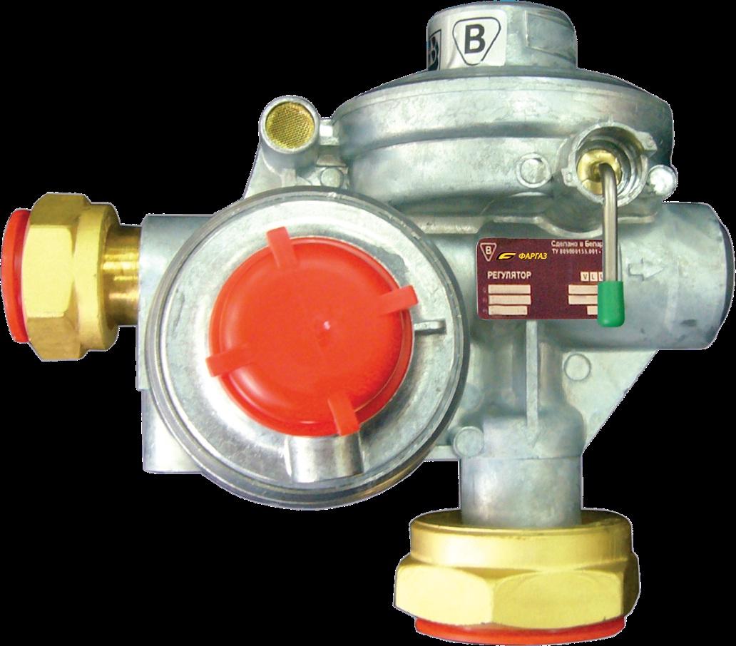 Регулятор давления газа RF-10